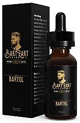 BartZart 30ml Bartöl mit Arganöl