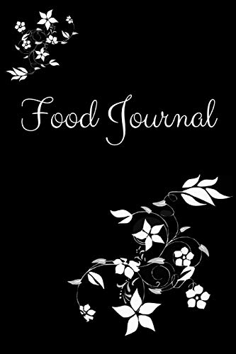 Food Journal: Daily Food Diary for Weight Management with Calorie Counter (Tracking-journal Food)