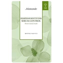 Mamonde Blütenessenz maske x 5ea (heartleaf houttuynia talg kontrolle)