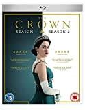 Crown The - Seasons 1-2 (8 Blu-Ray) [Edizione: Regno Unito]