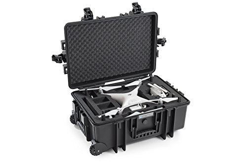 Get B&W outdoor.cases type 6700 with DJI Phantom 4 Inlay – The Original Review