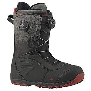 Burton Ruler Boa Snowboard Boots Black Fade