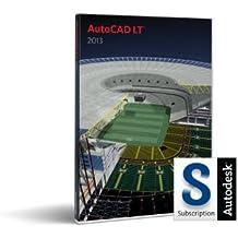 Autodesk AutoCAD LT 2013, MAC, SLM, w/Sub - Software de diseño automatizado (CAD) (MAC, SLM, w/Sub, 2500 MB, 3072 MB, 3 GHz)