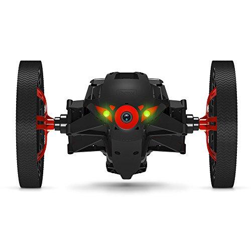 Parrot Jumping Sumo Minidrone (WiFi, Wide Angled Kamera) schwarz - 2