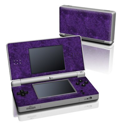 mygift-purple-lacquer-design-decorative-protector-skin-decal-sticker-for-nintendo-ds-lite