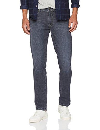 BRAX Herren Slim Jeans Style.Cadiz, Schwarz (Black Rock 3), W38/L32 -