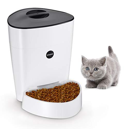 IsYoung Comedero Automático 4L Alimentos Mascotas