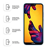 Huawei 51092FTP P20 lite Smartphone (64GB interner Speicher, 4GB RAM, 16 MP Plus 2MP Kamera, Android 8.0 EMUI 8.0, Dual SIM) klein blue (West European Version)