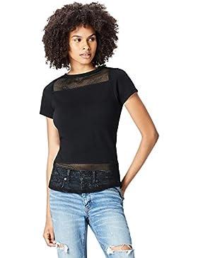 Activewear Camiseta Rejilla para Mujer