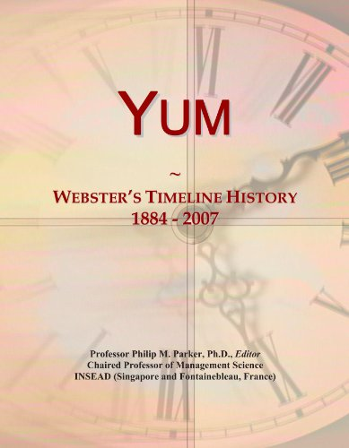 yum-websters-timeline-history-1884-2007