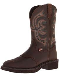 1d1ac13dbd Amazon.es  botas vaqueras justin  Zapatos y complementos