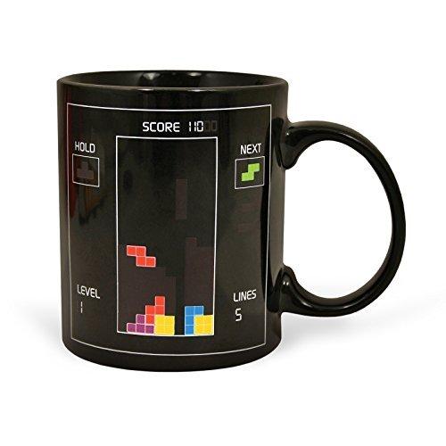 Tetris Tasse mit Thermoeffekt Kaffeetasse Becher