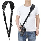 Best Camera Sling Strap Dslrs - Camera Strap, waka Camera Strap,Soft Neoprene Camera Shoulder Review