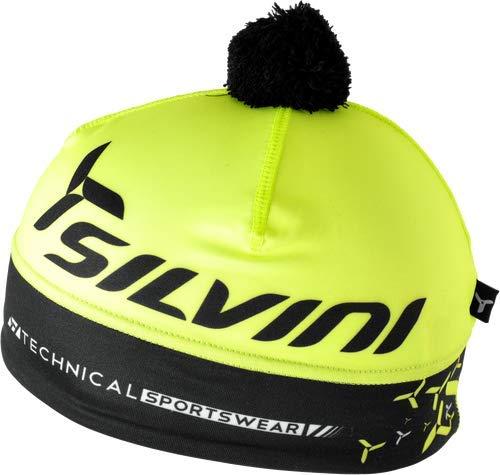 SILVINI Erwachsene Sportmütze Pala, Neon, L/XL, 3215-UA731-71005