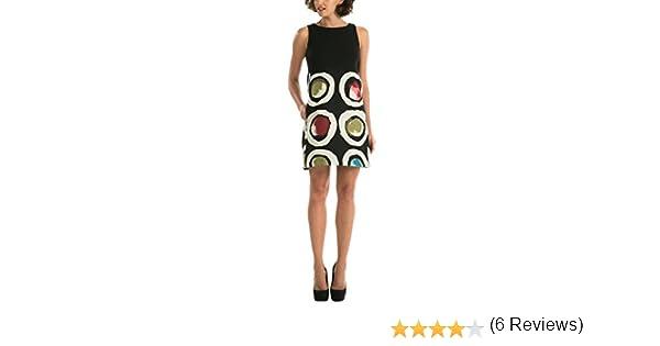 91af04fa93 Desigual Vest_PETTIT Caprice, Robe Femme, Noir (Negro), FR (Taille  Fabricant: 36): Amazon.fr: Vêtements et accessoires
