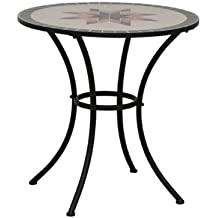 Table ronde mosaique - Table ronde 90 cm ...