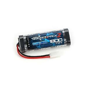 Pack Accus TEAM ORION 7,2 V 1800 mAh 10368 Rocket ORI10368-Batterie et chargeur