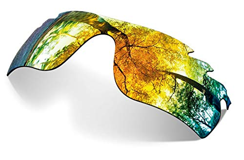 sunglasses restorer Ersatzgläser für Oakley Radarlock Vented Photochromic/Polarized/Clear (Polarized   Fire Iridium)