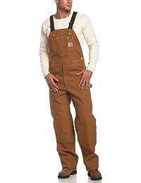 Carhartt Workwear Duck R01 Bib Salopette de travail