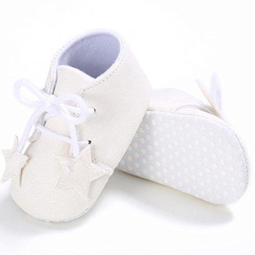 nascido Da Branco Berço Sapatilhas Sapatos Da Do De Únicos Bebê Anti derrapantes Menina Macio De Criança Recém Saingace Flores wX4pqUn4vx