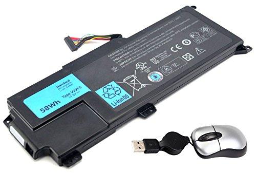 Amsahr-XPS14Z-05-Batteria-sostitutiva-per-Dell-serie