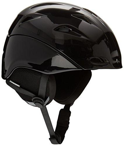 Carrera casco da sci Apex, Unisex, Skihelm Apex, nero, L