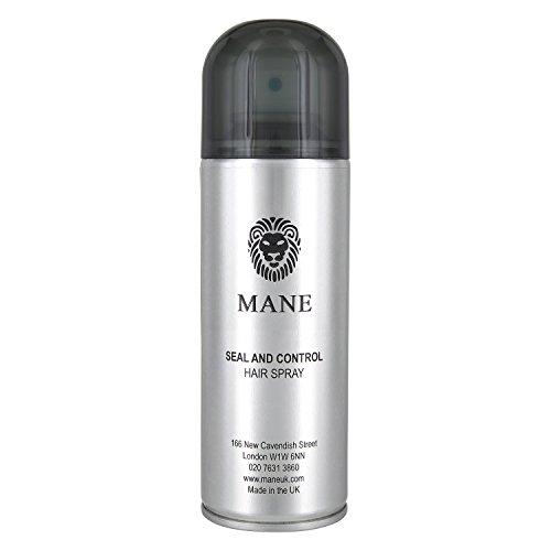 Mane Seal and Control Fixierspray - Speziell nach der Haarverdichtung mit Verdichtungssprays oder Schütthaar