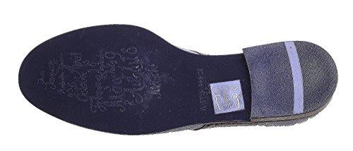 Reece Justin femme Design richelieu en cuir à lacets Style chaussures Maroon SS19