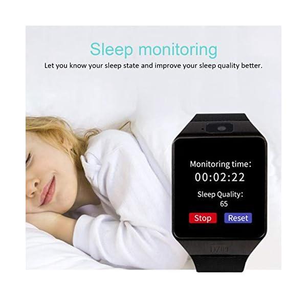 Funnyrunstore Smart Watch Dz09 Gold Silver Smartwatch Relojes para iOS para Android Sim Card Camera Camera Watch 6
