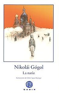 La nariz par Nikolái Gógol