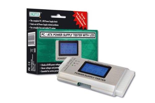 Digitus® ATX Netzteil-Tester mit LCD