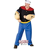 Horror-Shop Tamaño del Original Popeye Vestuario Plus X1