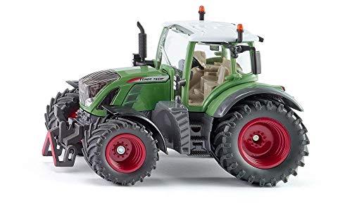 Siku 3285, Fendt 724 Vario, Metall/Kunststoff, 1:32, Grün, Abnehmbare Fahrerkabine - 1 Maschine