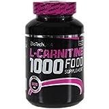 Biotech USA 1000 food supplement L-Carnitine 1000 mg - 108 g
