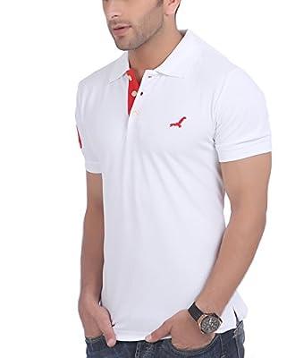 AMERICAN CREW Men's Cotton Blend Polo