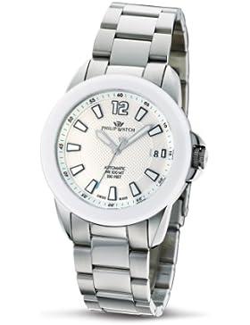 Philip Damen-Armbanduhr Prestige Cruiser AnalogAutomatik Edelstahl R8223194015