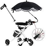 Ombrelle poussette universelle anti UV Parasol Bébé Confort, Parapluie landau...