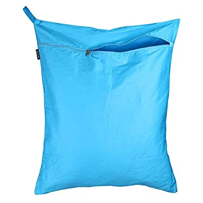 Pet Laundry Bag   Petwear Wash Bag   Dog & Cat Hair Remover for Washing Machines   Large Size Suitable for Beds, Toys, Collars   M&W by Xbite