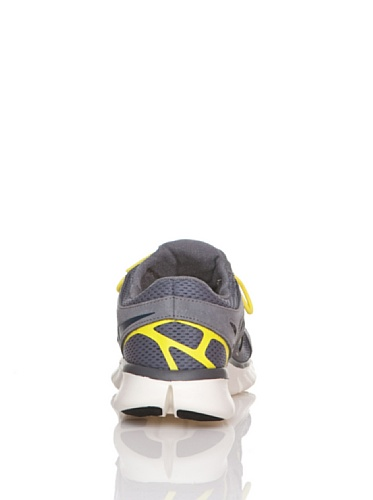 Nike  Running Nike Free Run 2, Chaussures de course pour homme Multicolore - Gris / Amarillo