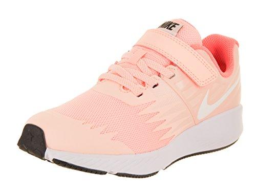 Nike 921442 800 Mädchen Klettverschluss/Slipper Halbschuh