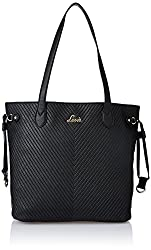 Lavie Kraft Womens Handbag (Black)