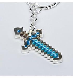 Llavero Minecraft Espada de Minecraft