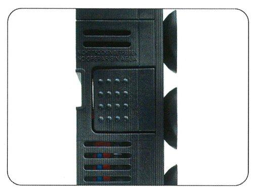 Fluval E-Heizer – Der Elektronikheizer aus der E-Serie 100 Watt für Aquarien bis 120 Liter - 6