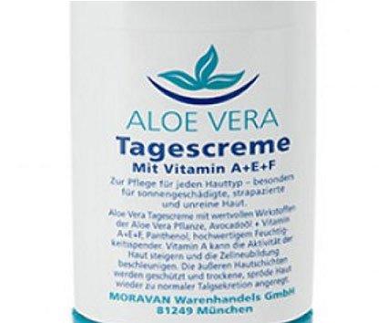Moravan Aloe Vera Tagescreme 75ml - Zell-aktivität