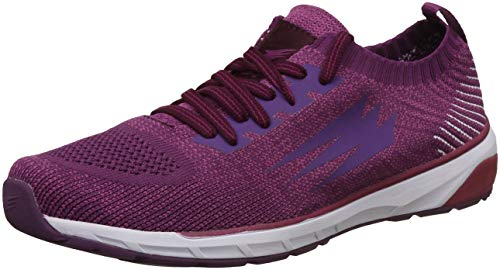 DFY Women's Eclipse Purple Running Shoes-5.5 UK/India (39 EU)(DWF18S500522-39)