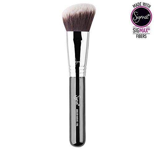 Sigma Beauty - F84 - Pinceau de Maquillage Yeux - Angle Kabuki - 16.2 cm