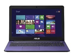 """ASUS X502CA-XX133H Ordinateur Portable 15.6 """" 500 Go Windows 8 Noir, Violet"""
