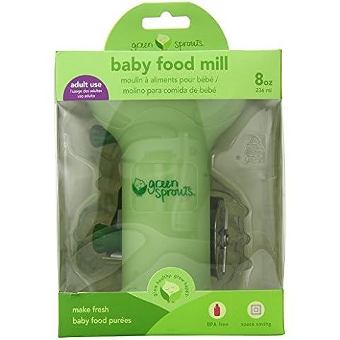 iPlay Inc., Brotes Verdes, Molino para Alimento para bebés