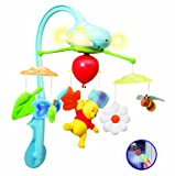Winnie The Pooh Deluxe Dream Clouds Mobile