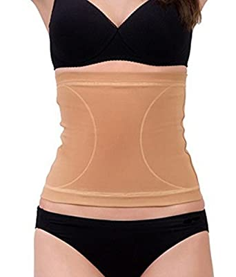 Goonchy Best Qualtiy Tummy Tucker Corset Belt for Women Body/Tummy Shape Wear to Look Slim Instantly- Medium